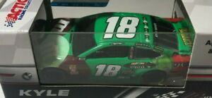 2018 Kyle Busch#18 Green M&M's Flavor Vote 1/64th Action Racing Collectables