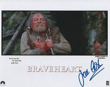 """James Cosmo """"Braveheart"""" AUTOGRAFO SIGNED 20x25 cm immagine"""