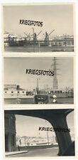 Genua Italien Hafen Kriegsschiff Technik siehe Fotos