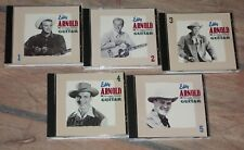 EDDY ARNOLD THE TENNESSEE PLOWBOY AND HIS GUITAR 1-5 MIT 120 TITEL  5 CD 'S