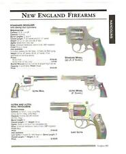 NEW ENGLAND FIREARMS, NORTH AMERICAN ARMS WITH SPECIFICATIONS/PRICES 1999 AD