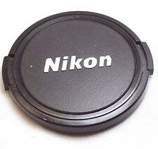 Nikon 62mm Lens Front Cap Cover Genuine made in Japan for 75-300mm 35-70mm f2.8
