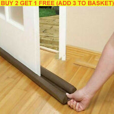 AU Twin Door Draft Dodger Guard Stopper Protector Under Door Draught Excluder
