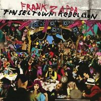 Frank Zappa - Tinseltown Rebellion [RykoDisc] Sleeve CD Japanese