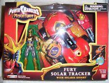 Power Rangers Mystic Force Fury Solar Tracker w/Knight Bandai NIB Sealed  #25050