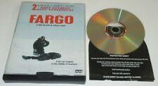Fargo Dvd Joel Ethan Coen Brothers Rare PolyGram Video Release 1997 R1 Ntsc