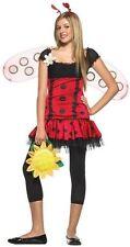 Leg Avenue Daisy Lady Bug Teen Costume Junior NEW Small Medium Halloween 10-12