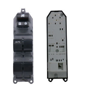 Window Switch Car master Electric Power fit for 2007-2012 Toyota Tundra NEW