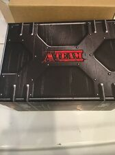 THE A TEAM GMC PANEL VAN (1:64) Hot Wheels 2013 SDCC Release in Deluxe Packaging