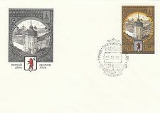 (02608) CLEARANCE Russia FDC Olympic Games 1978
