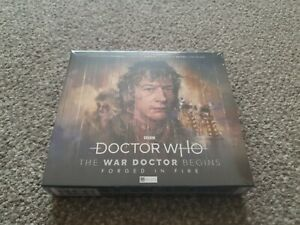 NEW - Doctor Who - The War Doctor Begins 1 - Forged In Fire - Big Finish CD