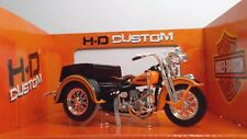 MAISTO 32420 Harley-Davidson Three Wheled 1947 Servi-Car - METAL Scala 1:18