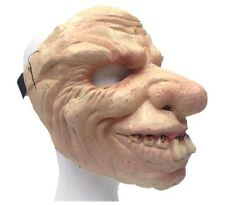 Uncle Buck Adult Latex Mask Goofy Bucked Teeth Creepy Man Halloween Costume Prop