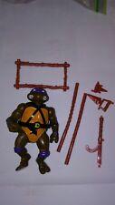 TMNT DONATELLO Vintage Action Figure Hard Head 1988