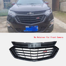 RS Style Front Bumper Center Grill Grille Fit For CHEVROLET Equinox 2018-20