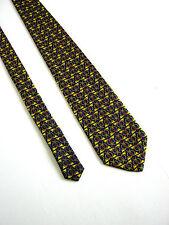 GRIGIOPERLA Cravatta Tie  NUOVA  NEW 100% SETA SILK IDEA REGALO