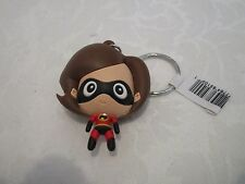 Loose Monogram Figural Disney Series 8 Mrs Incredible Keyring Key Chain