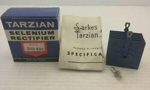 SPARKES-TARZIAN 300-500 SELENIUM RECTIFIER NIB