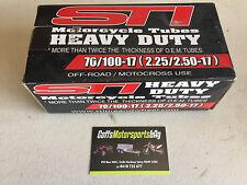 """70/100-17"""" 2.25 2.50 TR-4 Heavy Duty Front Motorbike Inner Tube"""