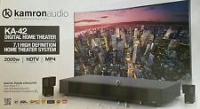 KAMRON AUDIO - SURROUND SOUND digital home theatre - KA-42  - Blue Ray, DVD, CD
