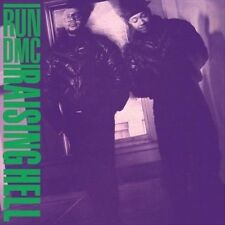 RUN DMC - RAISING HELL NEW VINYL RECORD