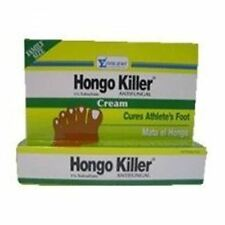 Hongo Killer Antifungal Cream 1 oz (Pack of 3)