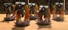 Space Marine flight stands, Warhammer 40k, Assault Marines