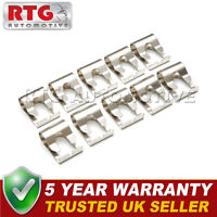 10x Windscreen Wiper Link Linkage Rods Repair Clip Spring - 5 YEAR GUARANTEE