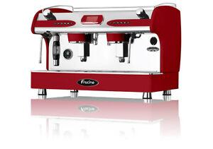 Fracino PID 2 Group Electronic Coffee Machine