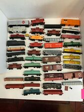 TA90 HOScale Mixed Lot Of Trains Missing Pieces