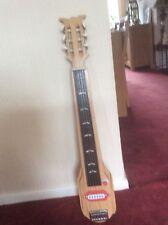 Lap steel guitar hand made