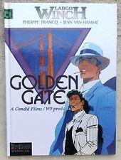 Largo Winch 11 Golden Gate Francq Van Hamme EO 2000 Neuf