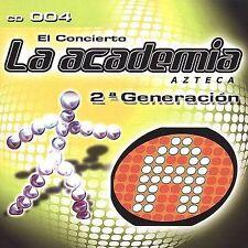 La Academia 2, Vol. 4 by Various Artists CD NEW NIP