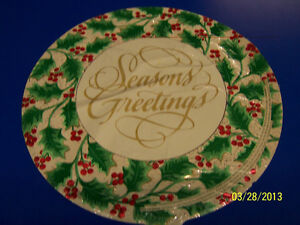 """Seasons Greetings Holly Leaves Christmas Party Decoration Foil 18"""" Mylar Balloon"""