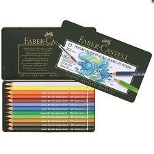 Faber-Castell Albrecht Durer Watercolor Pencil Tin 12 Colour Professional Artist