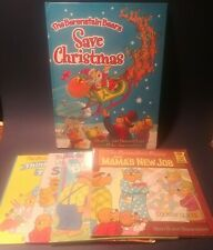 LOT OF 5 THE BERENSTAIN BEARS Vintage Books Paperback Many are FIRST TIME BOOKS
