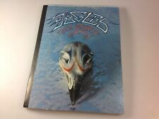 "Recycled Record Album Cover Notebook / Journal / ""Eagles"""