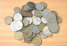 Lot of antique and old coins, 238gr.