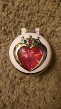 Sailor Moon Chibi Moon Prism Heart Compact Locket Brooch 1994