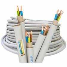 NYM-J 3x1,5 3x2,5 5x1,5 5x2,5 Elektroleitung Mantelleitung Kabel 10m-500m Meter
