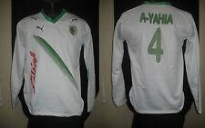 maillot ALGERIE ALGERIA A-YAHIA 2014  shirt trikot maglia jersey football