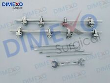 Surgical External Fixator Clamp 3.5 mm Orthopedic Surgical Instruments