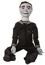 Halloween Twilight Zone The Dummy Willie Puppet Prop Haunted House Pre-Order NEW