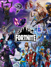 Fortnite Poster Printed on A3 260gsm Photographic Paper for Excellent Quality!!!