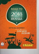 10 Panini Sticker Road to Fifa World Cup Russia 2018 aus 226 aussuchen (3)