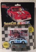 1991 RACING CHAMPIONS 1/64TH  #52  JIMMY MEANS  ALKA SELTZER - NIP  #3