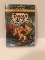 Tarzan And Jane (DVD, 2002) Region 4 Pal Like New Condition