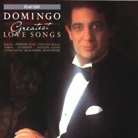 Placido Domingo - Domingo - Greatest Love Songs - Placido Domingo CD LWVG The