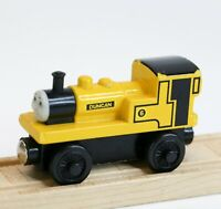 RARE 2001 Thomas & Friends Wooden Railway DUNCAN Train Tank Engine