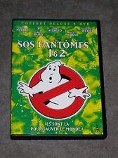 SOS Fantôme 1 et 2 /GhostBustere - Coffret DELUXE  - 2 DVD